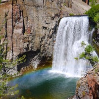 Photo taken at Rainbow Falls by Sarah D. on 7/20/2016