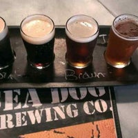 Photo taken at Sea Dog Brewing Co. by Todd A. on 7/21/2013