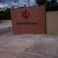 Photo taken at Empório Pirana by Michele D. on 9/27/2012