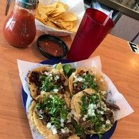 Photo taken at Dos Hermanos Mexican Restaurant by Erik O. on 10/4/2016