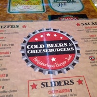 Photo taken at Cold Beers & Cheeseburgers by Tim Z. on 7/27/2013