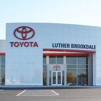 Photo taken at Luther Brookdale Toyota by Luther Brookdale Toyota on 11/5/2015