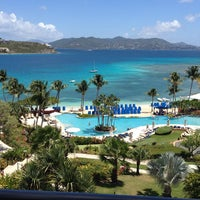 Photo taken at The Ritz-Carlton, St. Thomas by Thomas F. on 9/19/2012