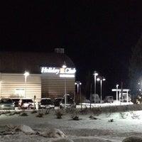 Photo taken at Katinkullan kylpylä / Holiday Club Spa by Сергей Х. on 12/14/2014