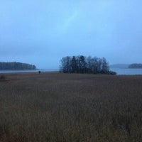 Photo taken at Hämeenlahden lintutorni by Lasse S. on 10/12/2014