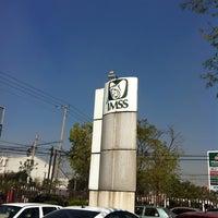 Photo taken at IMSS Subdelegacion Tlalnepantla by Alex S. on 12/14/2012