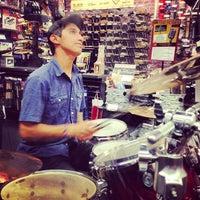 Photo taken at Guitar Center by David L. on 4/16/2013