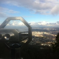 Photo taken at Uetliberg by Falk L. on 1/2/2013