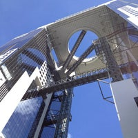 Photo taken at Umeda Sky Building by ykr_gnn on 9/17/2012
