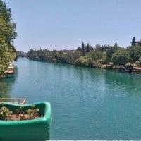 Photo taken at manavgat by Ertan Ş. on 7/24/2016