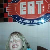Photo taken at Jimmy John's by Jenny B. on 5/21/2013