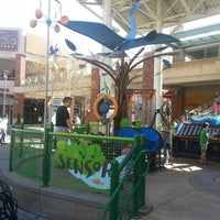 Photo taken at Redmond Town Center by Eugene G. on 3/31/2013