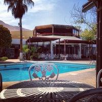 Photo taken at Hotel Arica by Deepak S. on 12/24/2012