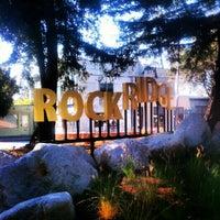 Photo taken at Rockridge BART Station by Mark M. on 10/7/2012