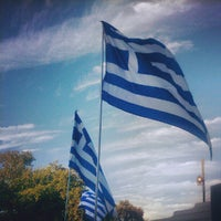 Photo taken at Greek Food and Wine Festival by Mark M. on 9/15/2012