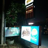 Photo taken at Malibu Bar&Restaurant by Apirat T. on 3/15/2014
