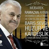 Photo taken at Ak Parti ERGANİ İlçe Başkanlığı by Oktay T. on 6/8/2016