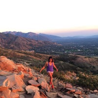 Photo taken at The Living Room Hike by Melissa S. on 8/10/2015