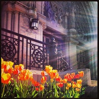 Photo taken at Cathedral of the Madeleine by Melissa S. on 4/28/2013