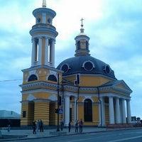 Снимок сделан в Почтовая площадь пользователем Оксана Л. 8/26/2013