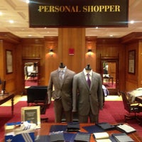 Photo taken at Brooks Brothers by Nichi B. on 4/26/2013