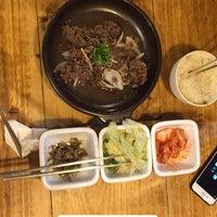 Photo taken at Eid (Korean Muslim Restaurant) by Ghostnani on 4/7/2017
