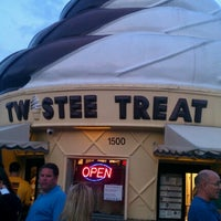 Photo taken at Twistee Treat by Parker S. on 5/22/2013