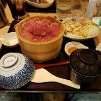 Photo taken at おひつごはん四六時中 おおたかの森店 by 紙屋の源さん on 7/29/2017