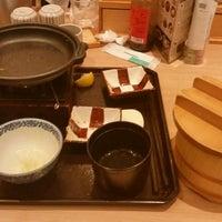 Photo taken at おひつごはん四六時中 おおたかの森店 by 紙屋の源さん on 9/23/2016