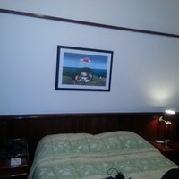 Photo taken at Travel Inn St Charles by Adriana L. on 2/16/2013