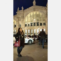 Photo taken at Ibis Gare du Nord - Lafayette by fanny h. on 3/8/2015