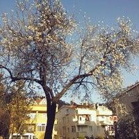 Photo taken at Karşıyaka Mahallesi by Merve G. on 2/22/2017
