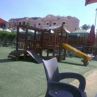 Photo taken at Wadi Degla Club (New Cairo) by Ibrahim E. on 10/6/2013