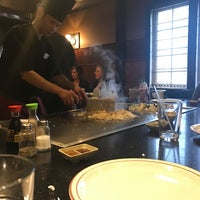 Photo taken at Hibachi of Valley Forge by Danielle N. on 1/18/2017