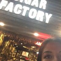 Photo taken at Cigar Factory by Montserrat C. on 6/26/2016