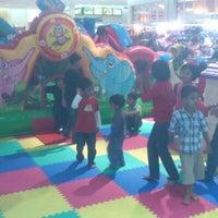Photo taken at Kid's World by Ijan P. on 12/30/2012
