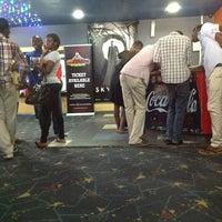 Photo taken at Ozone Cinemas by Nubi K. on 11/15/2012