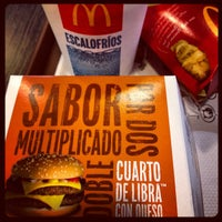 Photo taken at McDonald's by Guto C. on 9/18/2012