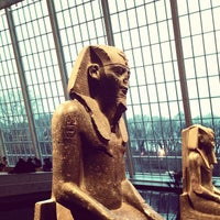 Photo prise au Temple of Dendur par Guto C. le2/16/2013