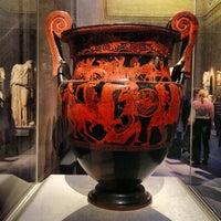 2/16/2013 tarihinde Guto C.ziyaretçi tarafından Greek and Roman Art'de çekilen fotoğraf