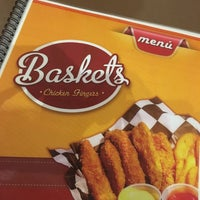 Photo taken at Baskets (Chicken Fingers) by Antonio E. on 11/25/2016