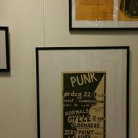 Photo taken at Dansk Plakatmuseum by adam b. on 8/8/2015