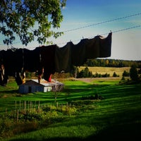 Photo taken at Rogers Farmstead by Ben W. on 10/7/2012