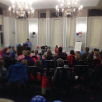 Photo taken at Halifax City Hall by Ben W. on 3/3/2015