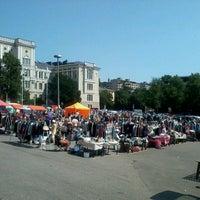 Das Foto wurde bei Hietalahdentori von Sari W. am 6/26/2013 aufgenommen