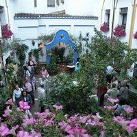 Foto tomada en Casa-Patio de la calle Chaparro, 3 por Córdoba el 4/17/2013