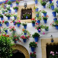 Foto tomada en Casa-Patio de la calle Duartas, 2 por Córdoba el 4/18/2013