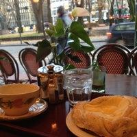 Das Foto wurde bei Café Esplanad von ozgur o. am 10/28/2012 aufgenommen