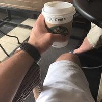 Photo taken at Starbucks by Ömer Y. on 2/25/2017