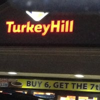 Photo taken at Turkey Hill Minit Markets by Sharneen V. on 2/25/2013